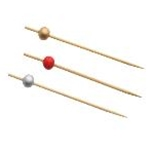 Tablecraft BAMBR45 - Pick with Red Ball (4 1/2\