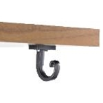 Tablecraft 1650 - Bag Hooks - Includes Two Hooks and Screws