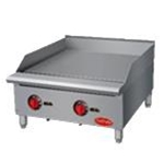 Entree GR36T - Countertop Griddle (36\