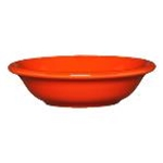 Homer Laughlin 472338 - Fruit Bowl 11 oz. (Poppy)