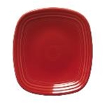 Homer Laughlin 921326 - Square Plate 7 3/8\