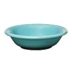 Homer Laughlin 459107 - Fruit Bowl 6 1/4 oz. Turquoise (1 Dz Per Case)