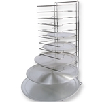 Rack For Pizza Pan 15 Sleeves
