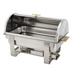 Chafer Full Roll Top Eco 8 Qt