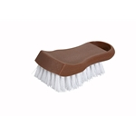 Cutting Board Brush Brown