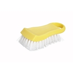 Cutting Board Brush Yellow