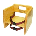 Booster Chair Natural