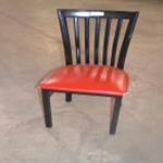 Used Red Chair