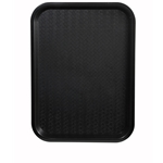 Tray Fast Food 10X14 Black