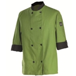 Chef\\'\\'s Jacket, 3/4 Sleeves, small