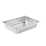 Steam Table Pan 1/2 X 2\