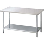 Stainless Steel Work Table, 24