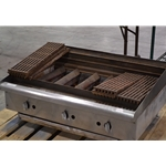 Used Star Charbroiler  36\