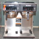 Used Bunn CWTF Twin TC Coffee Maker Thermal Carafe 120 or 240v