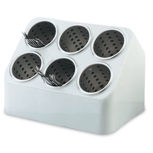 Vollrath 52644 Silverware Dispenser Gray 52644