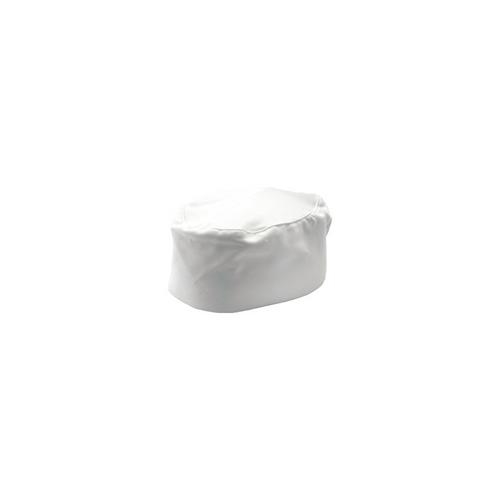 Chef's White Pill Box Hat, X-Large