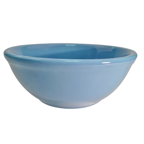 Blue Nappie Bowl, 12-1/2 oz.