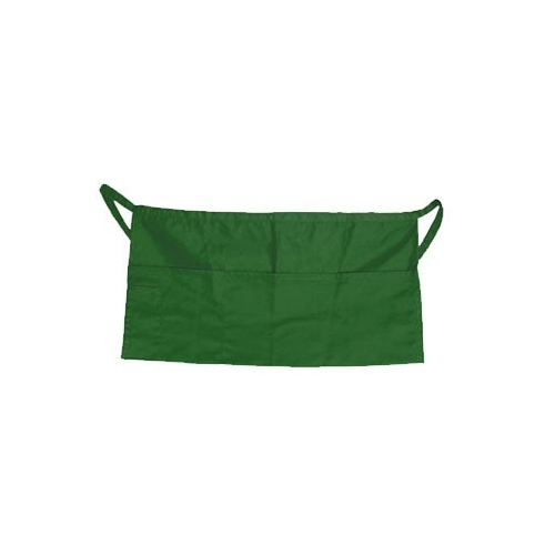 Apron Waist Green 3 Pockets