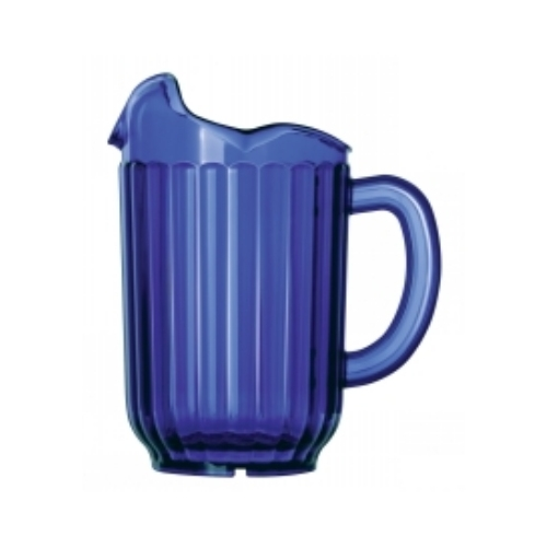 Blue Pitcher, 60 oz. 3 spout