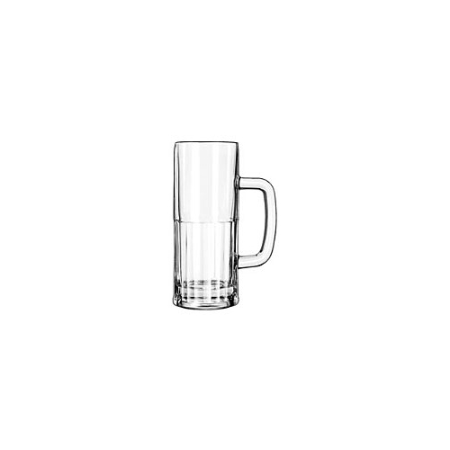 Agmis Beer Glass,22 Oz W/Hndl