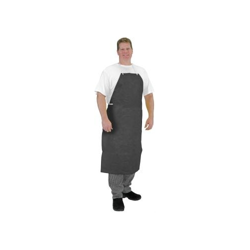 Black Dishwashing Apron
