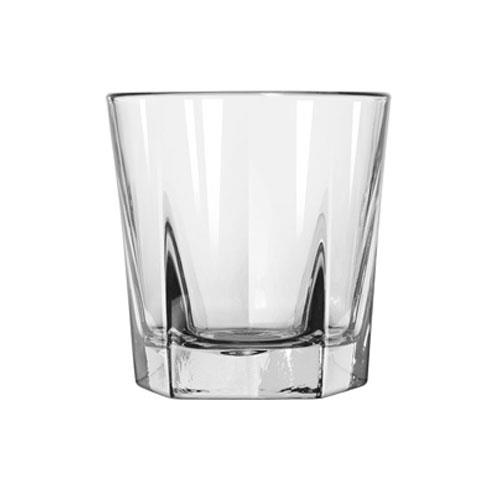 Libbey 15482 INVERNESS Double Old Fashion Glass 12 1/2 oz. 2 Dz Per Case
