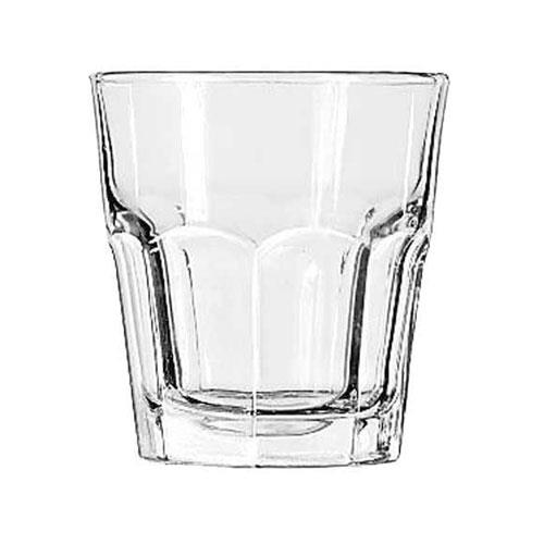 Libbey 15242 Gibraltar Rocks Glass 9 oz. (3 dz per case)