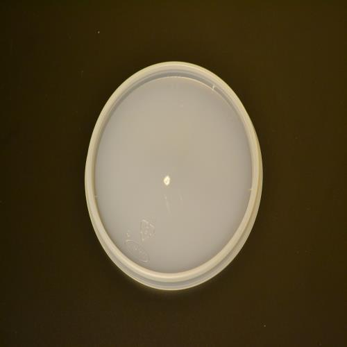 SEP 021-034 Lid w/vent for 16 oz & 32 oz Styrofoam Container (5 Packs Per Case/100 Per Pack)