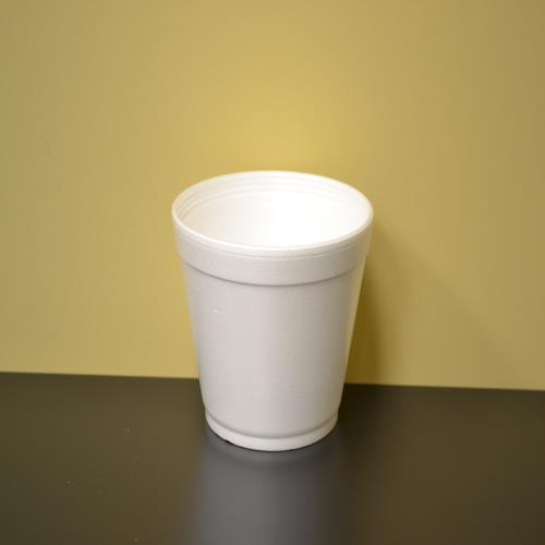 SEP 021-048 16MJ32 16 oz. Styrofoam Container (20 Packs Per Case/25 Per Pack)