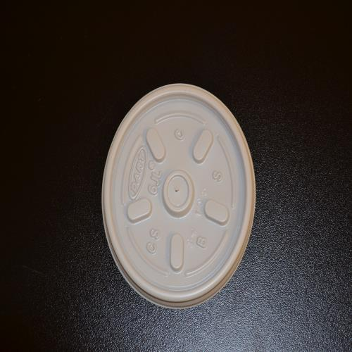 SEP 021-018 Lid For 4 Oz Styrofoam Container (10 Packs Per Case/100 Per Pack)