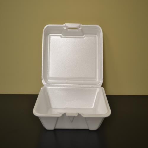 1 Section Styrofoam Tray 6