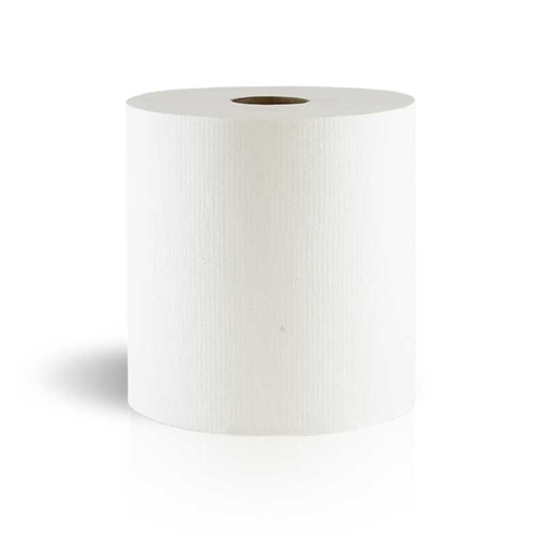 SEP 600034 Paper Towel Roll 800' White 2