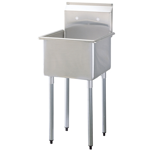 One Compartment Sink, 18