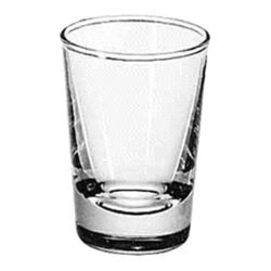 Libbey Model 48 - Whiskey Shot Glass - 2 oz.