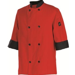 Chef's Jacket, 3/4 Sleeves, X-Large