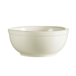 White Nappie Bowl, 15 oz.