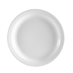 Bright White Pasta Bowl, 12