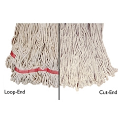 Mop Head,End Cut 32 Oz