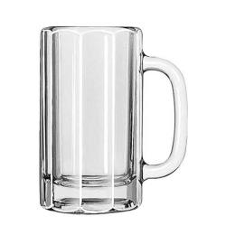 Libbey 5020 Paneled Mug 16oz. (1 dz per case)