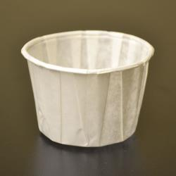 SEP 064-207 Portion Cup 2 Oz. Paper/F200 (20 Packs Per Case/250 Per Pack)