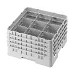 Cambro 9S800110 Camrack Glass Rack (9 Compartments)