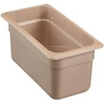 Cambro 34HP772 Hi-Temp Food Pan 1/3 x 4\