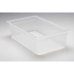 Translucent Food Pan, Full Size X 6\
