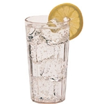 Clear Newport Tumbler, 12 oz.