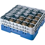 Glass Rack, 25 Compartment, 6\