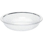 Plastic Pebbled Bowl, 6\