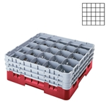 Glass Rack, 25 Compartment