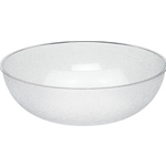 Plastic Pebbled Bowl, 18\