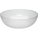 Cambro PSB23176 Clear Plastic Pebbled Bowl 23\