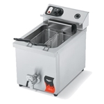 Vollrath Countertop Fryer, 15 lb.